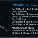 P90x2 Strength Phase Review