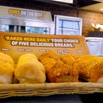 Subway Bread: Time for a change